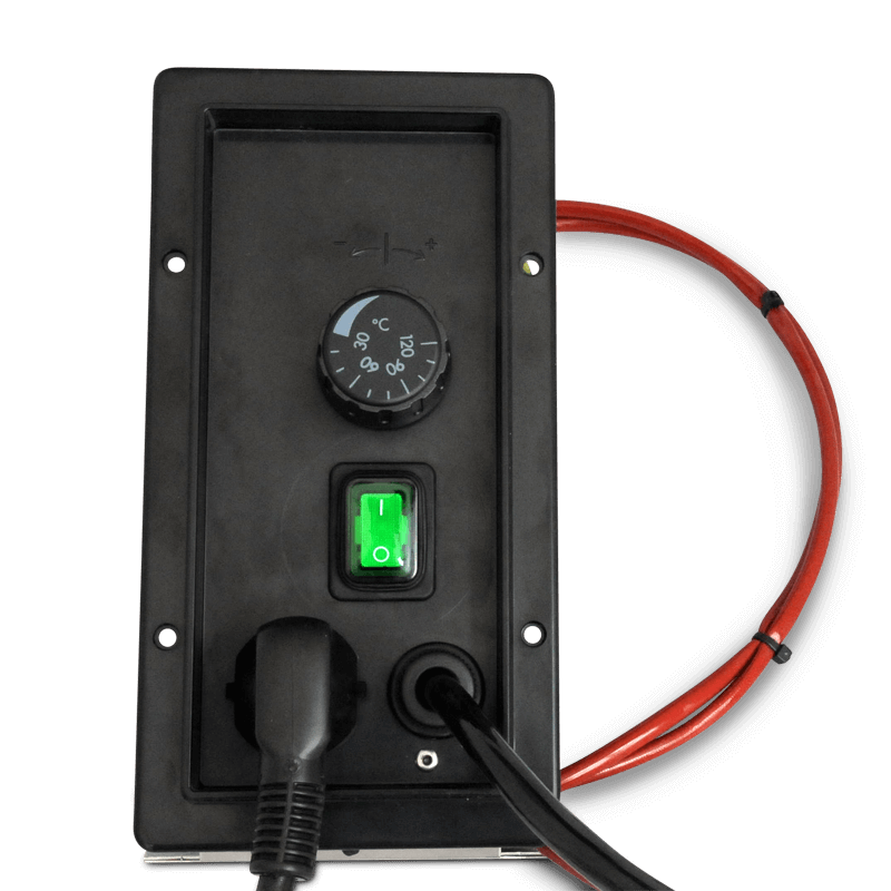 Complete Operating Panel For Equalizer Mobile Dispensers