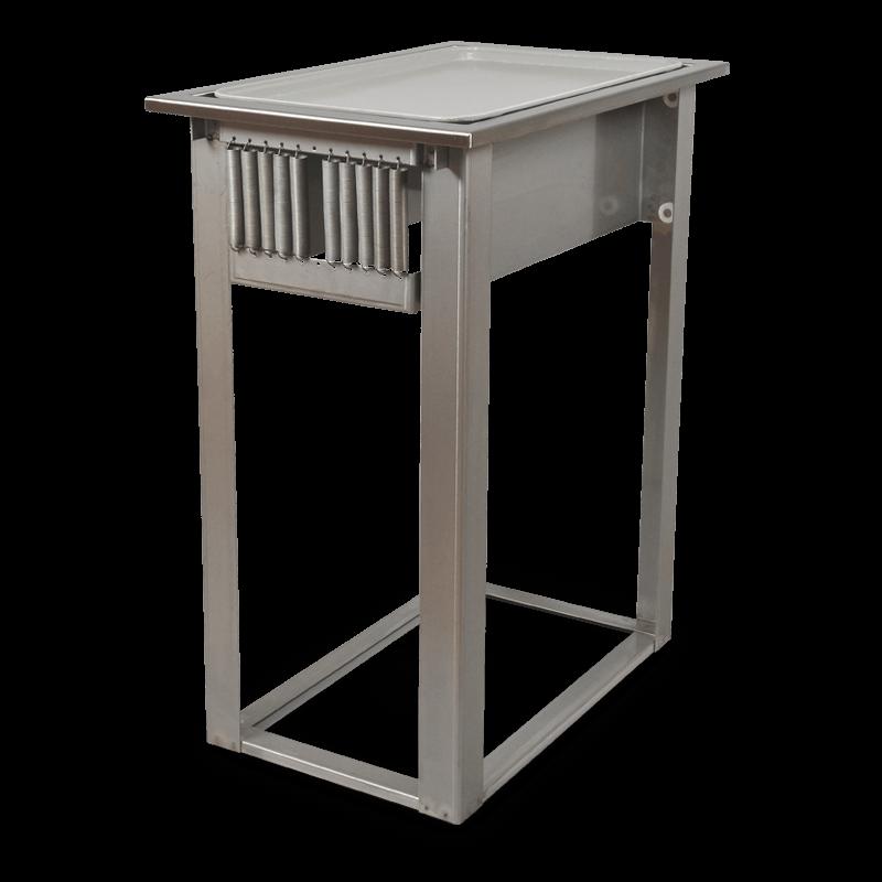 FOR-C/C – Incounterdispenser For Trays 370 X 530 Mm