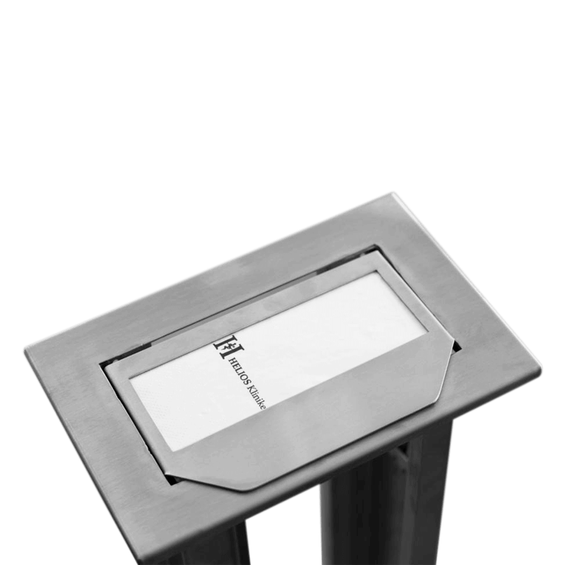 Napkindispenser – With Magnetic Lid