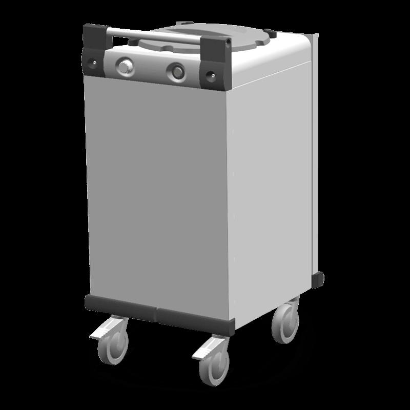 DFR 1 X 210 Heated