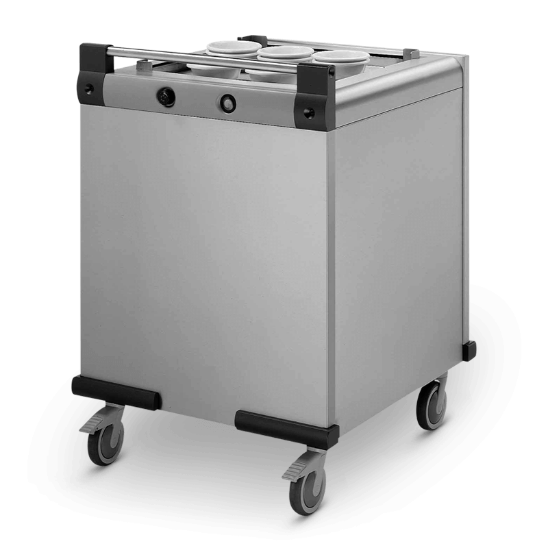 DFR 650/530 Heated – Basketdispenser