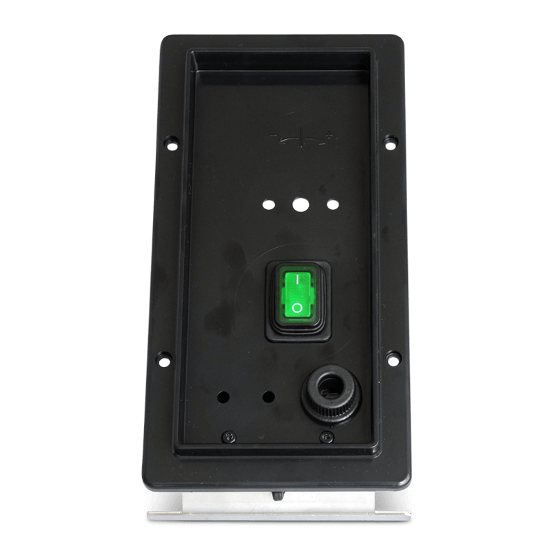 Conversionset – Panel With Switch 95.7041 For Equalizer Mobile Dispensers