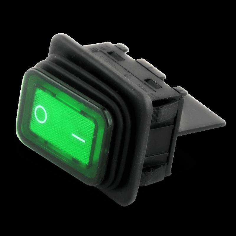Switch-Pilotlight Green