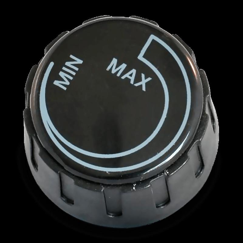 Thermostatknob MIN-MAX