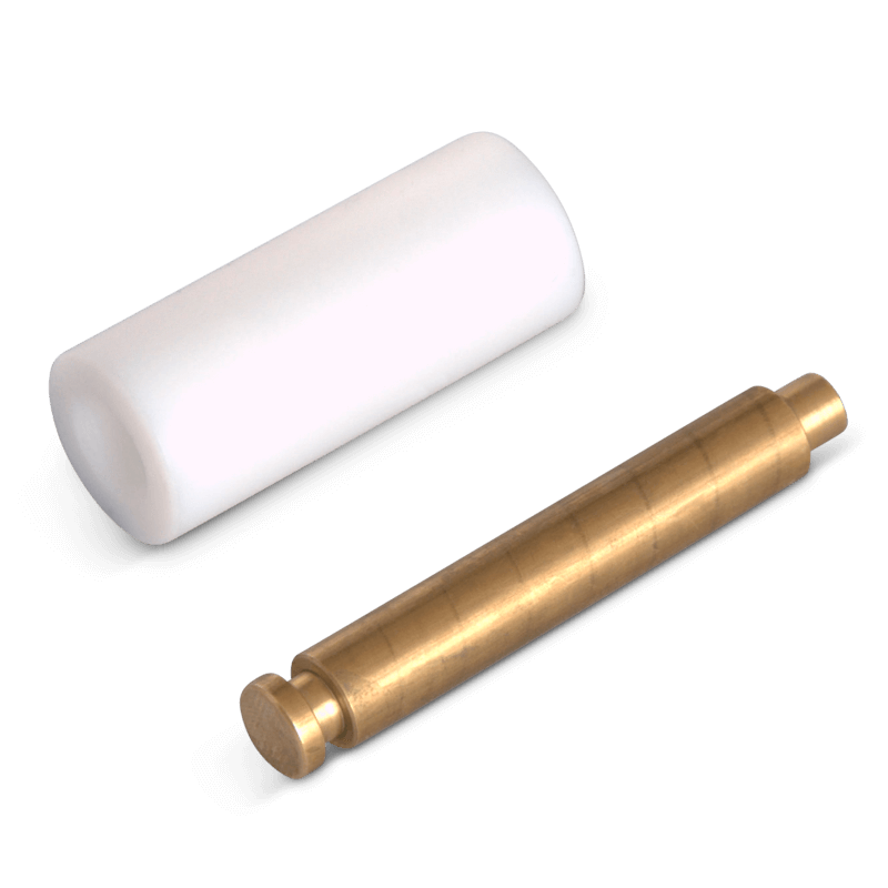 Brass Axle For Incounter Units DFR