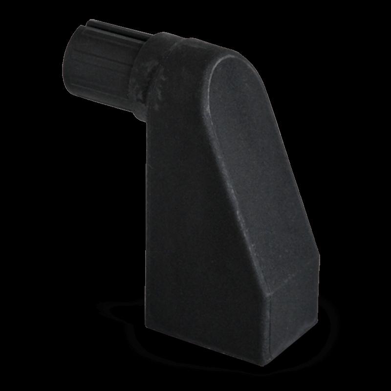 Plastic Holder (black) For Push-bar