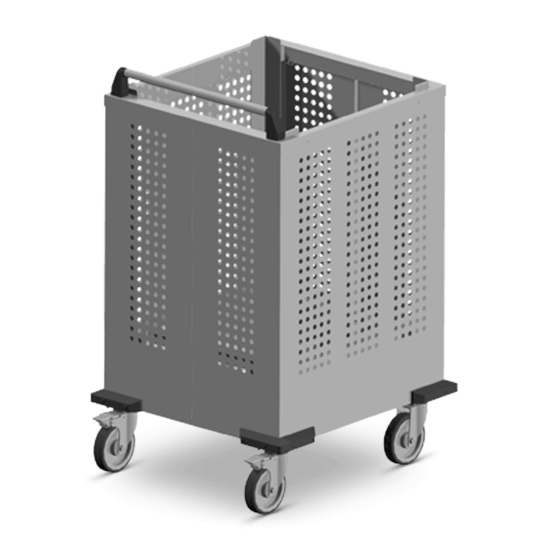 S-MS/B Cooling – With Holes For Air Circulation